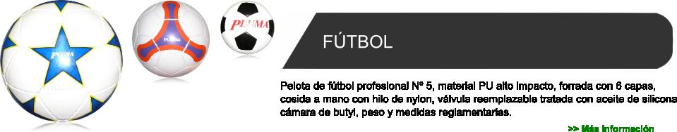 PLUMA - Fábrica de Pelotas Deportivas 952a9f0adb236